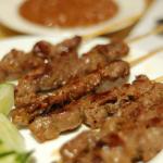 Beef Satay